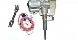 Как поставить электроусилитель руля на ВАЗ 2107?