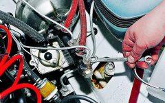 Снятие главного тормозного цилиндра ВАЗ 2107 2