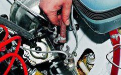 Снятие главного тормозного цилиндра ВАЗ 2107